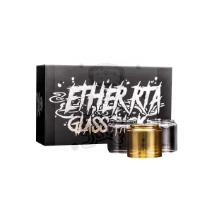 PYREX/SZKIEŁKO SUICIDE MODS X VAPING BOGAN ETHER RTA GLASS PACK
