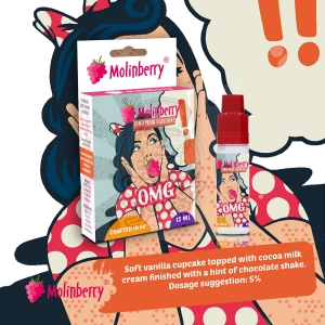 OMG! 15ml Molinberry Pack